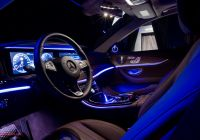 Mercedes Benz 2017 New 27 Most attractive Car Interior Light Ideas to Give A Classy