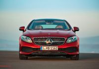 Mercedes Benz 2017 Unique Mercedes Rounds Out E Class Stable with Sporty Two Door