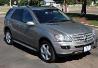 Mercedes Benz Ml Best Of 2007 Mercedes Benz Ml 320 Cdi S