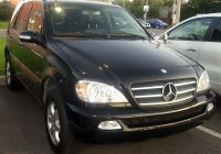 Mercedes Benz Ml350 Awesome 2004 Mercedes Benz Ml350 Base 4dr All Wheel Drive 5 Spd