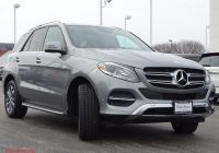 Mercedes Benz Pre Owned Awesome Pre Owned 2016 Mercedes Benz Gle Gle 350 Awd 4matic
