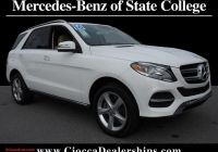 Mercedes Benz Pre Owned Awesome Used 2016 Polar White Mercedes Benz Gle for Sale In