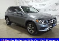 Mercedes Benz Pre Owned Elegant Certified Pre Owned 2016 Mercedes Benz Glc 300 4matic