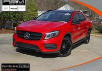 Mercedes Benz Pre Owned Fresh Certified Pre Owned 2019 Mercedes Benz Gla 250 Awd 4matic Suv