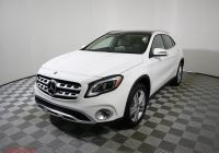 Mercedes Benz Pre Owned Unique Pre Owned 2020 Mercedes Benz Gla Gla 250 Awd