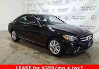 Mercedes Certified Pre Owned Beautiful Certified Pre Owned 2019 Mercedes Benz C 300 4matic