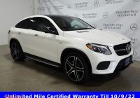 Mercedes Certified Pre Owned Elegant Certified Pre Owned 2018 Mercedes Benz Amg Gle 43 4matic