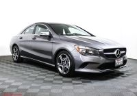 Mercedes Certified Pre Owned Elegant Certified Pre Owned 2019 Mercedes Benz Cla 250 Fwd Sedan
