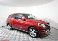 Mercedes Certified Pre Owned Fresh Certified Pre Owned 2016 Mercedes Benz Gle Gle 350 Awd