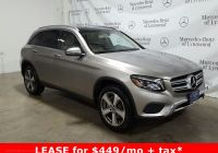 Mercedes Certified Pre Owned Fresh Certified Pre Owned 2019 Mercedes Benz Glc 300 4matic