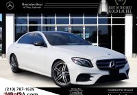 Mercedes Certified Pre Owned Inspirational Certified Pre Owned 2017 Mercedes Benz E 300 Luxury with Navigation