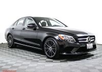 Mercedes Certified Pre Owned Lovely Certified Pre Owned 2019 Mercedes Benz C Class C 300 Rwd Sedan