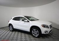 Mercedes Certified Pre Owned New Certified Pre Owned 2020 Mercedes Benz Gla Gla 250 Awd