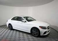 Mercedes Certified Pre Owned Unique Certified Pre Owned 2020 Mercedes Benz C Class C 300 Awd