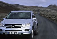 Mercedes Gl 350 Luxury 2007 Mercedes M Class