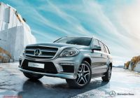 Mercedes Gl Elegant Mercedes Benz Gl Class Taking Luxury to A New Level