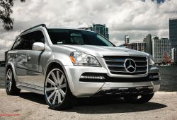 Luxury Mercedes Gl