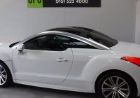 Mercedes Pre Owned Fresh Peugeot Rcz £13 Per Week
