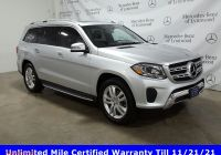 Mercedes Recall C300 Elegant Certified Pre Owned 2017 Mercedes Benz Gls 450 4matic