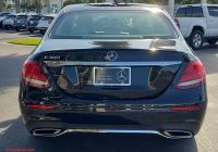 Mercedes Recall C300 Unique Used 2017 Mercedes Benz E Class for Sale at Mercedes Benz Of