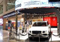 Millennium Auto Sales Elegant Ddf Opens New Arrivals Shop at Dubai International Airport