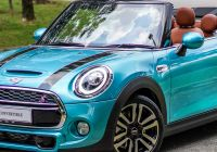 Mini Convertible for Sale Beautiful F57 Mini Cooper S Convertible Facelift Launched In Malaysia
