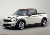 Mini Cooper 2012 Beautiful Mini Cooper Pick Up