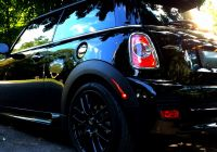 Mini Cooper 2014 Elegant Mini Cooper Black Cars Look Better In the Shade