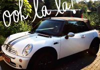 Mini Cooper 2014 Lovely Lovely White Mini Cooper Cabrio