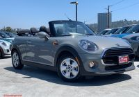 Mini Cooper Dealer Best Of New 2019 Mini Convertible for Sale at Mini Of Universal City