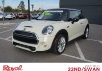 Mini Cooper Dealer Lovely Certified Pre Owned 2019 Mini Hardtop 2 Door Cooper S Fwd Hatchback