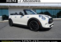 Mini Cooper for Sale Near Me Luxury New 2019 Mini Convertible Cooper S