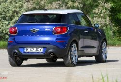 Awesome Mini Cooper Paceman