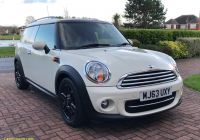 Mini Cooper Price Inspirational White Mini Clubvan Used Cars for Sale On Auto Trader Uk