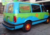 Mini Vans Elegant the Mystery Machine Scooby Doo astro Van