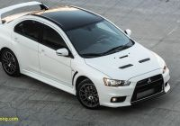 Mitsubishi Evo for Sale Awesome Mitsubishi Lancer Evolution News and Reviews