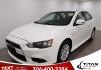 Mitsubishi Lancer for Sale Awesome Pre Owned 2015 Mitsubishi Lancer Se Htd Seats Rims Bluetooth Fwd 4dr Car