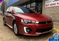 Mitsubishi Lancer for Sale Beautiful 2016 Mitsubishi Lancer Es 1 Buy Here Pay Here Used Cars