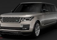 Most Reliable Used Cars New Range Rover Svautobiography Limo Rover Limo Range Ad