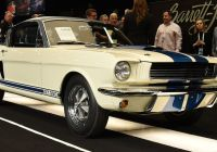 Muscle Cars for Sale Awesome Barrett Jackson 2018 10 Most Expensive Sales During Auction