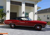Muscle Cars for Sale Beautiful Used 1968 Chevrolet Chevelle Ss for Sale $42 000