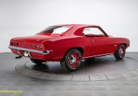Muscle Cars for Sale Best Of 1969 Chevrolet Camaro Rk Motors Classic Cars for Sale