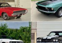 Muscle Cars for Sale Elegant the top Muscle Cars the 60s and 70s