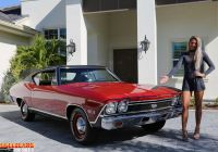 Muscle Cars for Sale Fresh Used 1968 Chevrolet Chevelle Ss for Sale $42 000