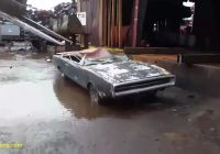 Muscle Cars Near Me Awesome Spiteful Seller Crushes Own 1970 Dodge Charger as Revenge On