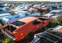 Muscle Cars Near Me Best Of This Colorado Parts Yard Has Been Collecting Classic Cars