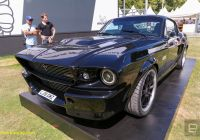 Muscle Cars Near Me Elegant Charge S Mustang Hides An Ev Inside Classic American Muscle