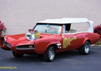Muscle Cars Near Me Lovely 1967 Z Movie Car Monkees Mobile Pontiac Gto