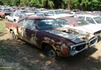 Muscle Cars Near Me New Mopar Graveyard Hidden In the Carolina Hills