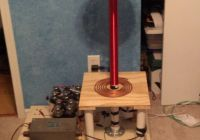 Musical Tesla Coil Beautiful the Simple Tesla Coil 12 Steps with Instructables
